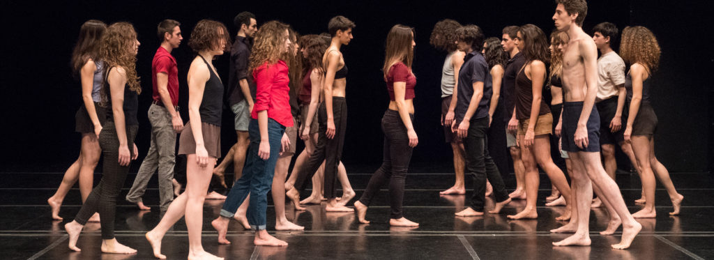 Tragédie Extended (c) Danzatori della Civica Scuola di Teatro Paolo Grassi in Milano Courtesy Marina Alessi