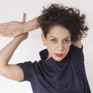 Image - Sandra Abouav (c) Frédéric Ambroisine
