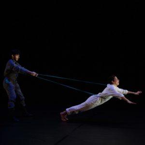 Image - Parachute Sandra Abouav © Roger Fusciardi
