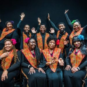 Image - Harlem Gospel Choir © DR
