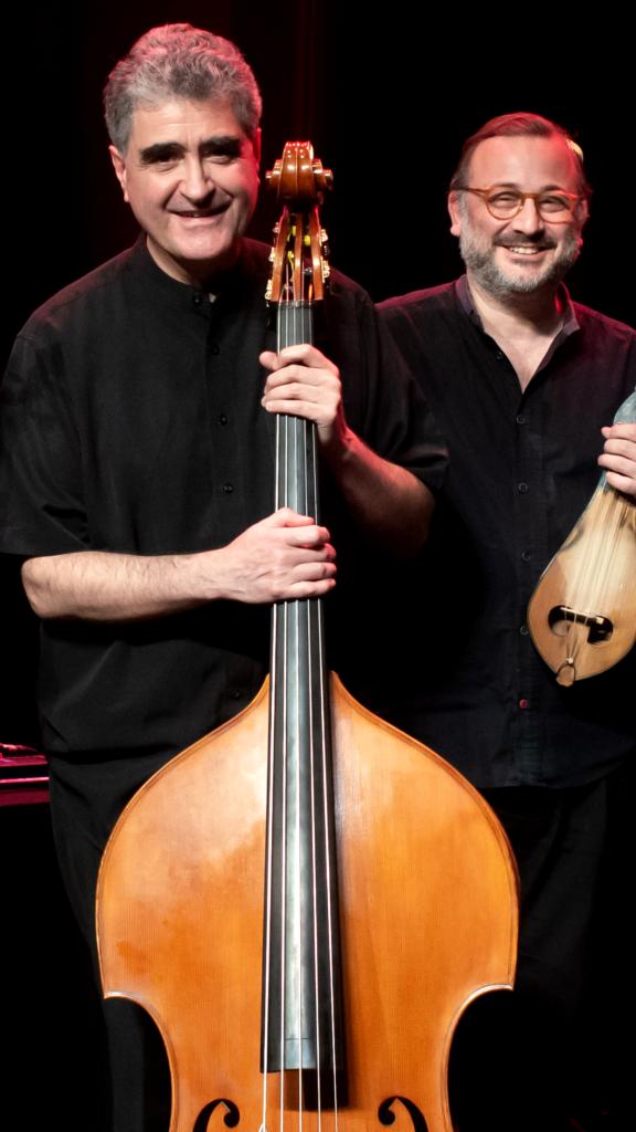 Image - Le Souffle des cordes – Renaud García-Fons © Emmanuel Ligner